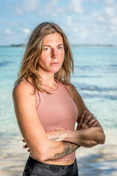 Alix Noblat, 30 ans Candidate de Koh-Lanta : Les 4 terres (2020)