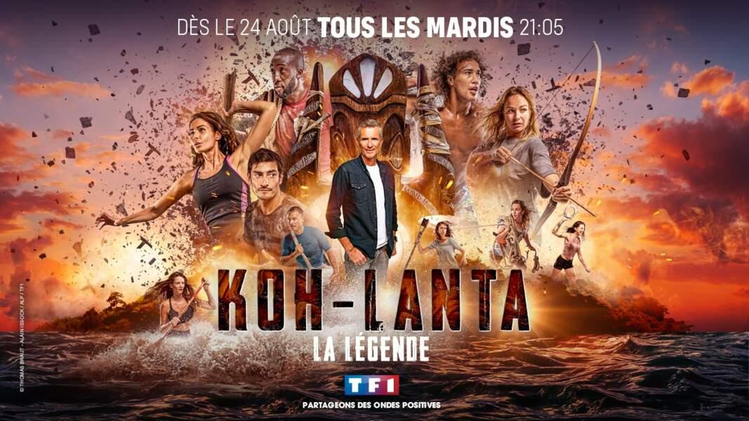"""Pour fêter les 20 ans du jeu de survie de TF1, vingt """"légendes"""" de Koh-Lanta s'apprêtent à repartir à l'aventure, en Polynésie française..."""