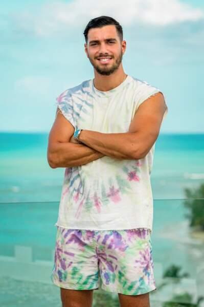 Très sportif, Ahmed sera un concurrent de taille
