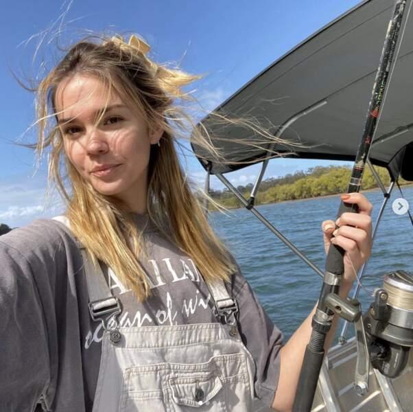Sa partenaire dans Good Trouble s'essaie à la pêche… Ce qui n'a pas été un succès pour l'actrice !