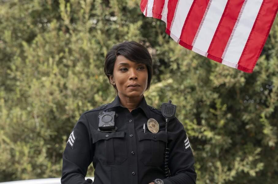 Outre son rôle dans la série policière, elle aussi est un visage récurrent de la série d'horreur