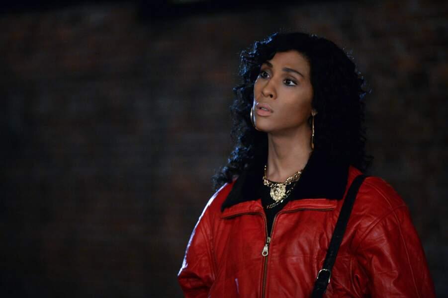 L'actrice transgenre est l'un des visages phare de la superbe série Pose