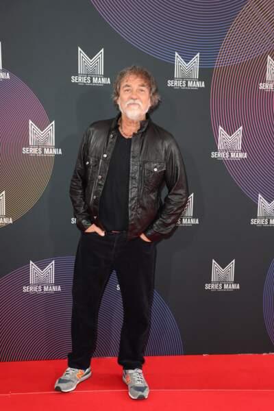 Le comédien Olivier Marchal