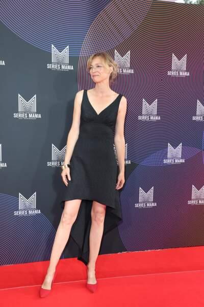 La comédienne Elodie Frenck