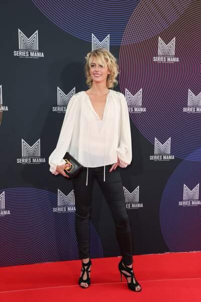 L'actrice Sara Mortensen