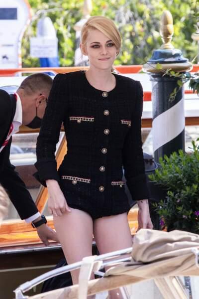 Kristen Stewart à la 78ème édition de la Mostra de Venise