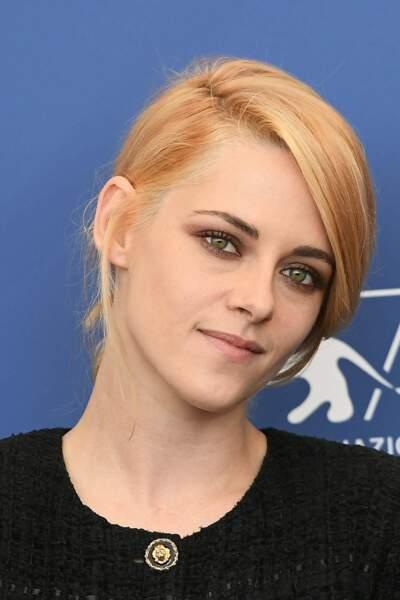 Kristen Stewart a délaissé le blond de Diana pour un blond vénitien