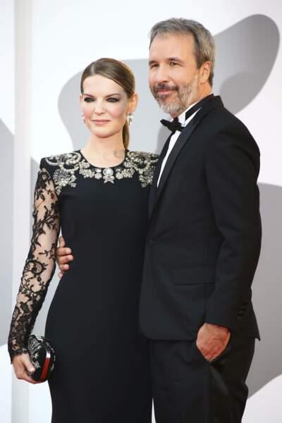 Le réalisateur Denis Villeneuve est venu avec Caroline Lapointe
