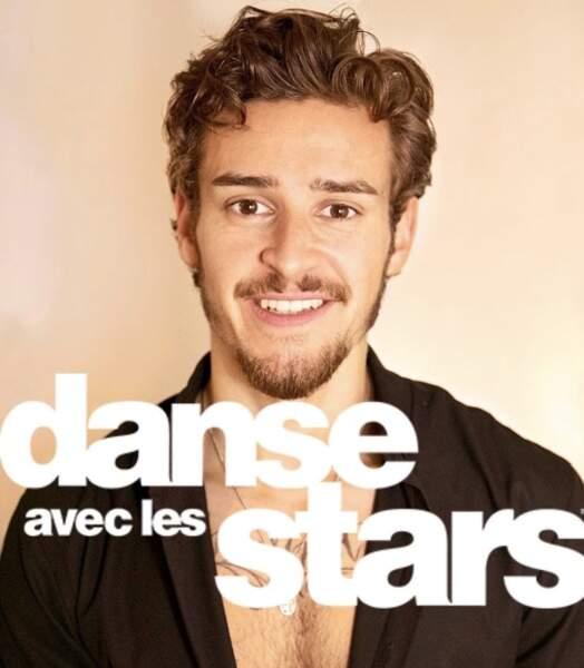 On vous présente Adrien Caby, l'un des nouveaux danseurs de la saison 11 de Danse avec les stars