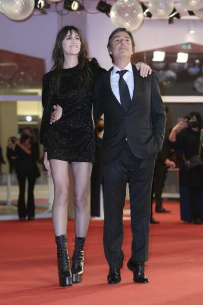 Charlotte Gainsbourg et Yvan Attal fêtent leurs 30 ans ensemble