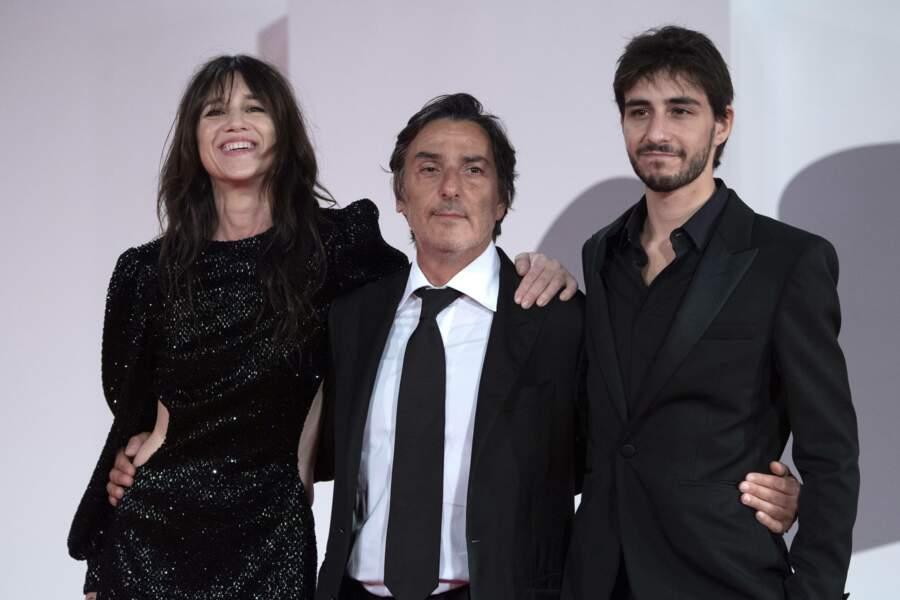 Ben Attal tient le premier rôle du nouveau film de son père, Les Choses humaines