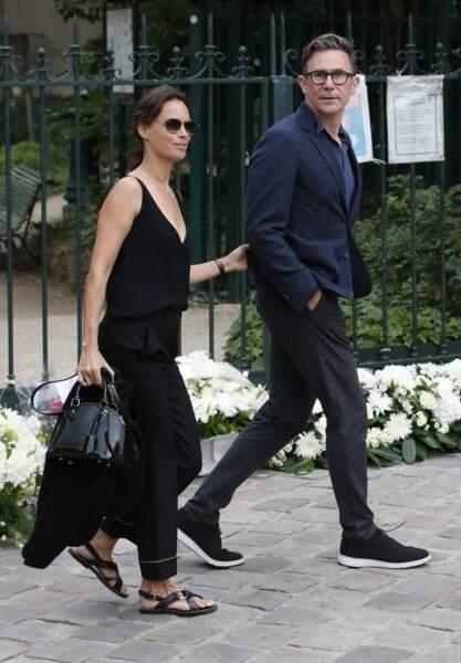 Bérénice Bejo et le réalisateur Michel Hazanavicius