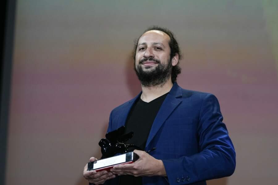 Le réalisateur Kiro Russo a reçu le prix du jury Orizzonti pour El Gran movimento