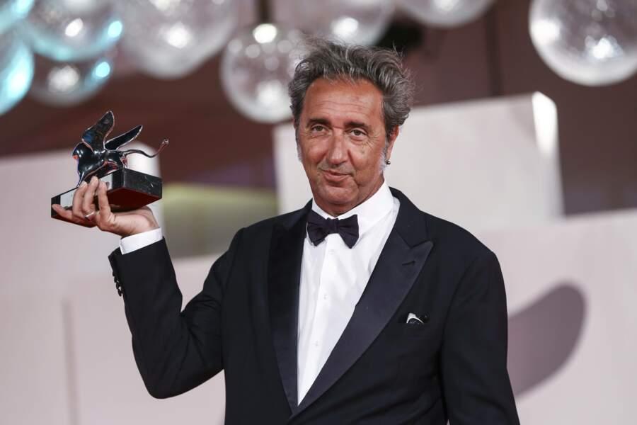 Il a été récompensé pour son film The Hand of God