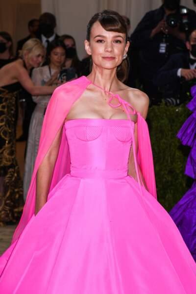 Look de princesse pour Carey Mulligan.