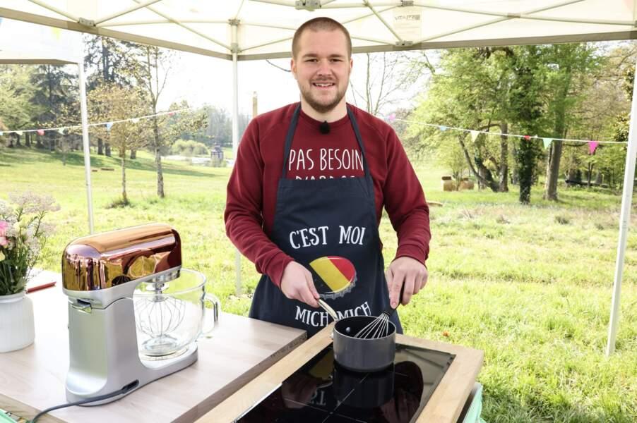 Alexandre, 29 ans, responsable commercial en Belgique
