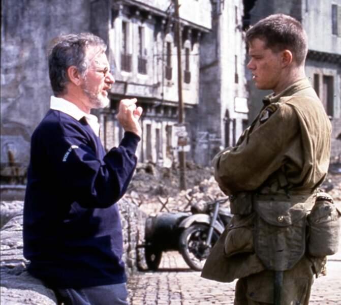Dès 1997 et le tournage du film de Steven Spielberg, Il faut sauver le soldat Ryan