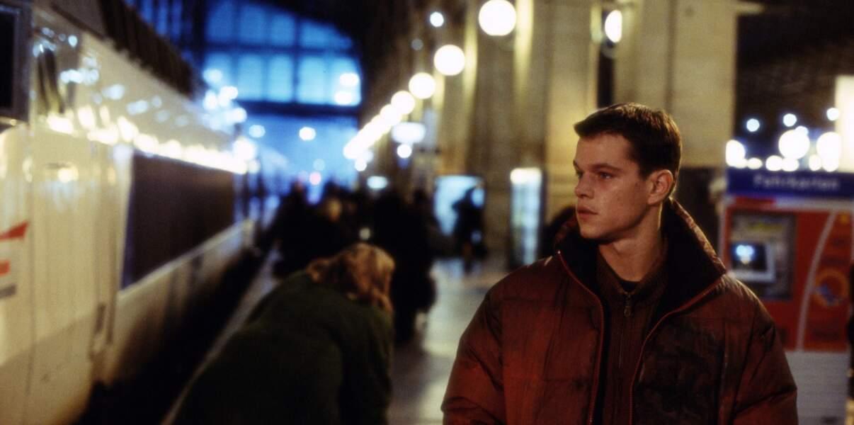 Une fameuse séquence du premier film de la saga a été tournée Gare du Nord