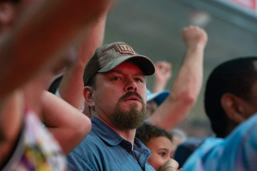 Matt Damon a réellement tourné la séquence au Stade Vélodrome