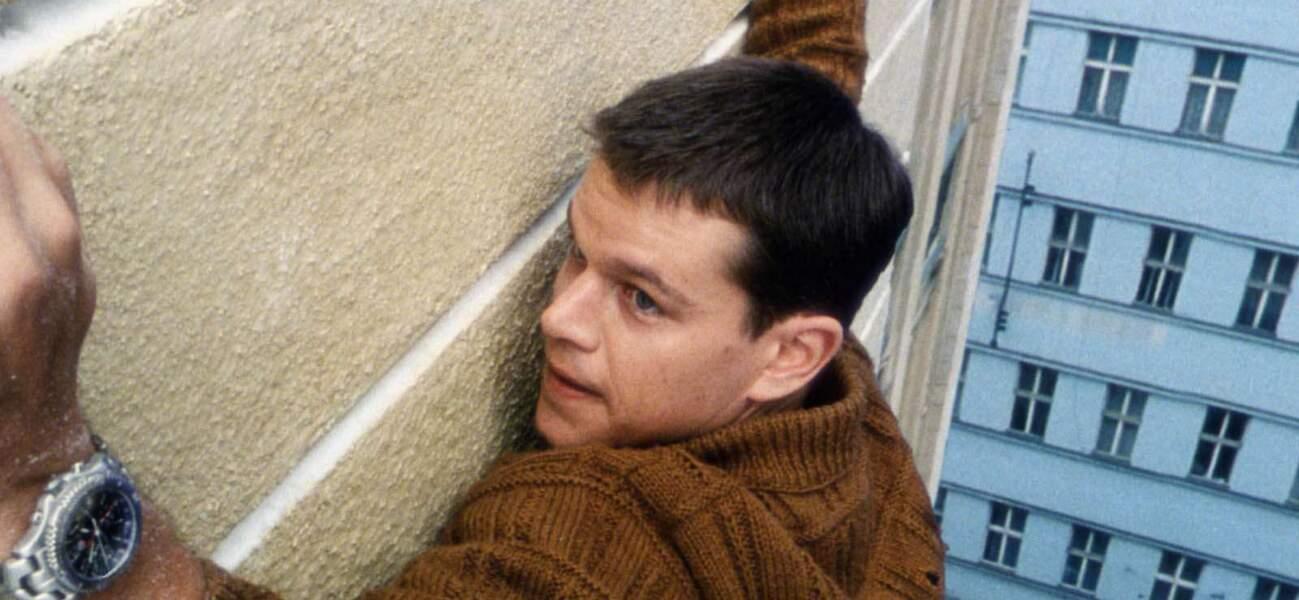 Avant ces deux films, Matt Damon avait conquis Paris avec la saga Jason Bourne