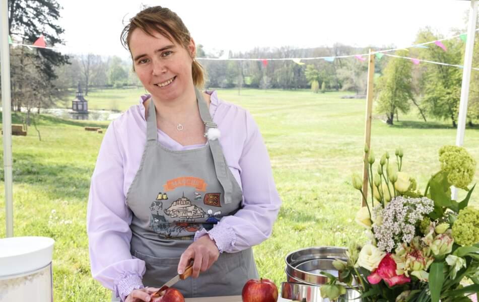 Aurélie, 40 ans, est agricultrice