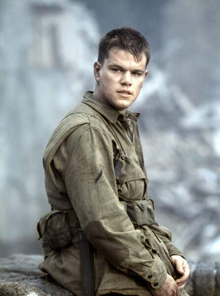 À l'époque, Matt Damon n'était âgé que de 27 ans
