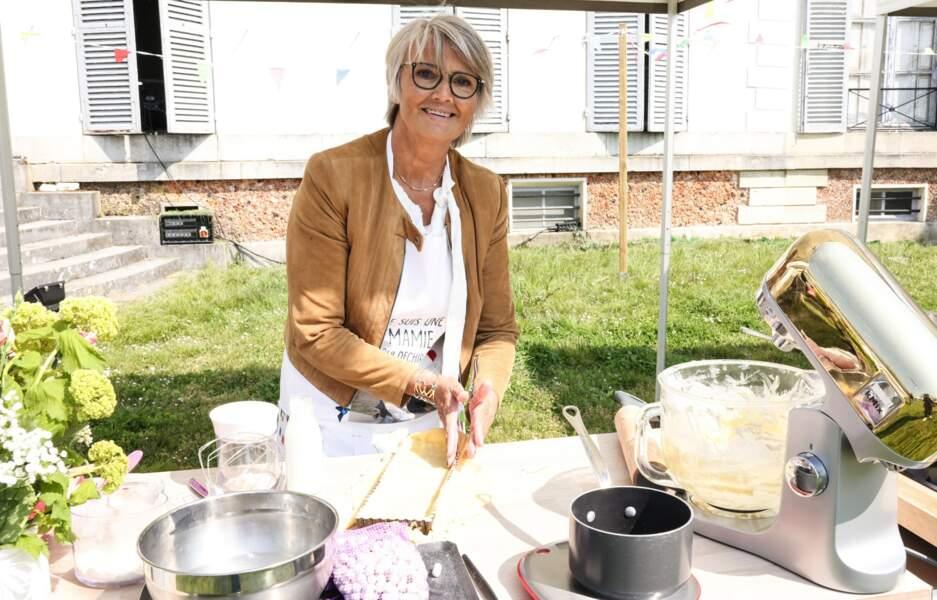 Véronique, 61 ans, est une ancienne Députée