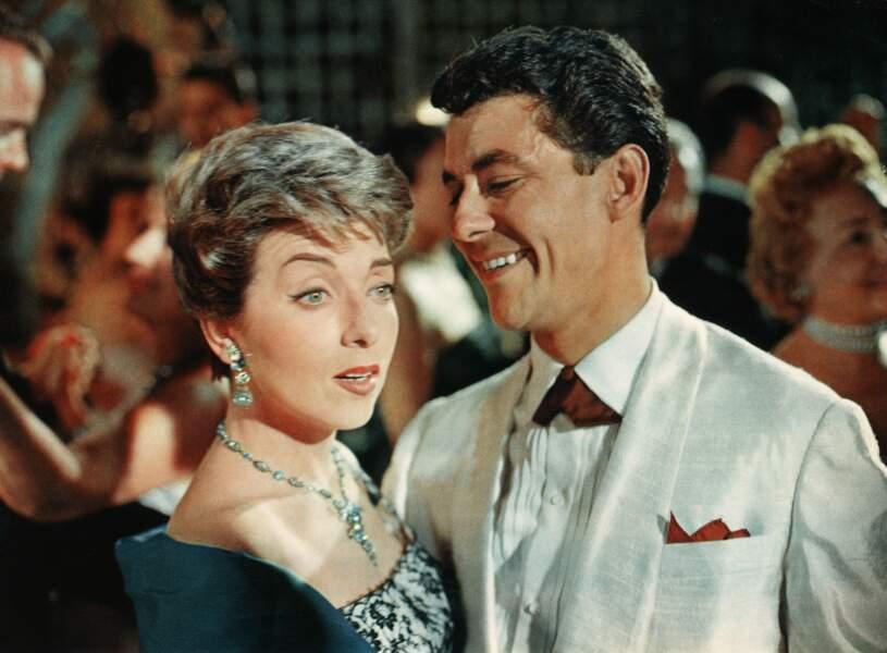 Marthe Mercadier et Philippe Nicaud dans Les Noces Vénitiennes, 1959