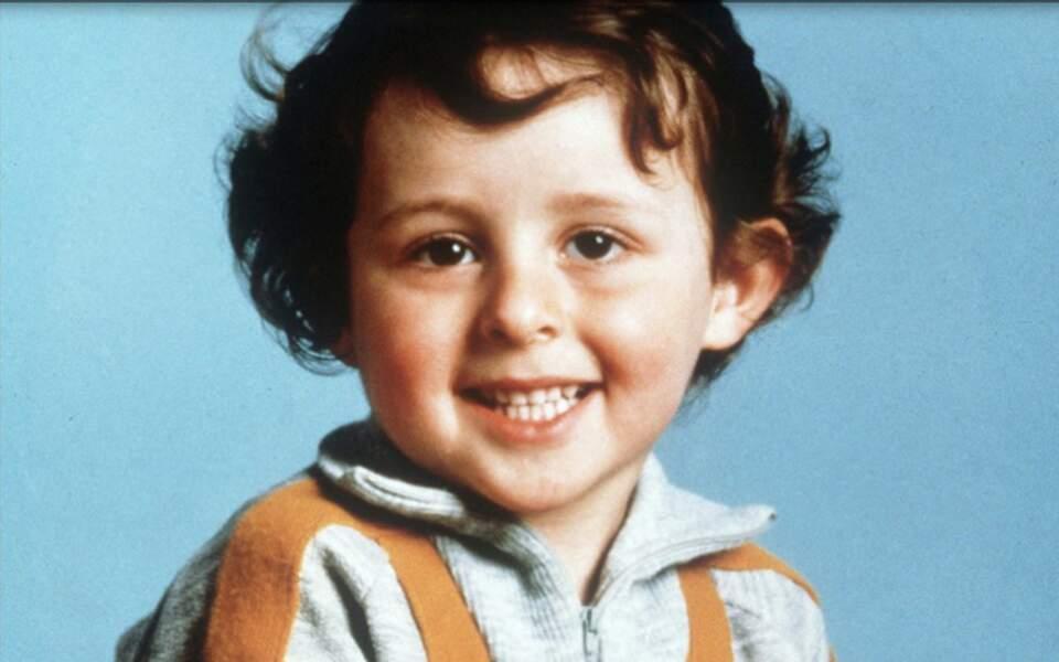 Photo non datée du petit Grégory Villemin, 4 ans, retrouvé noyé le 16 octobre 1984 dans la Vologne.