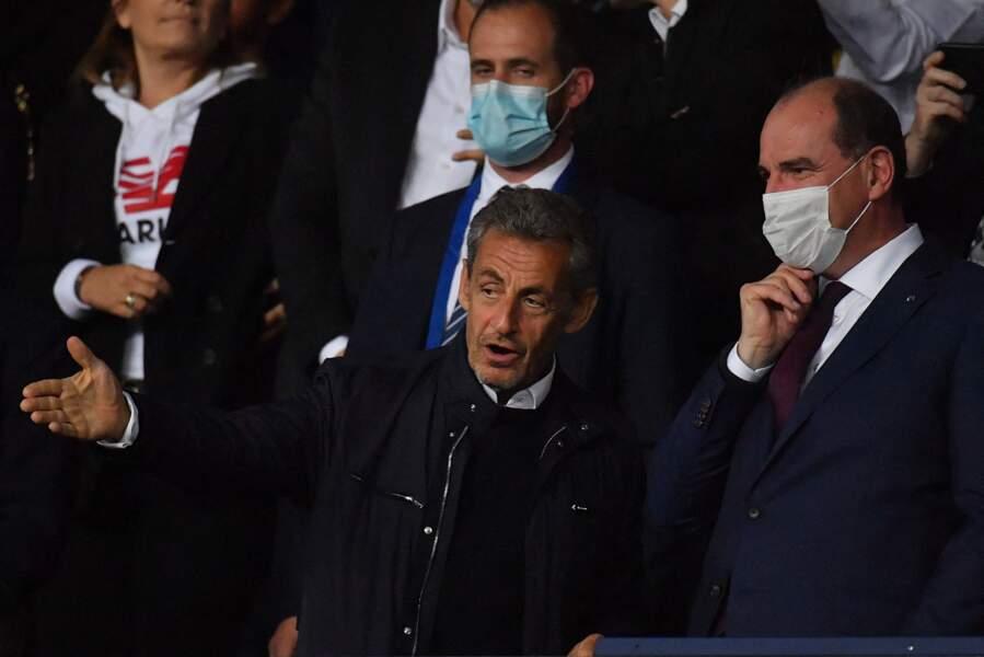 Nicolas Sarkozy donnerait-il une leçon de foot au Premier Ministre Jean Castex ?