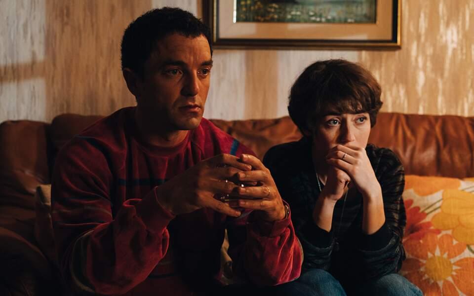 Blandine Bellavoir et Guillaume Gouix campent le couple Villemin dans la fiction.