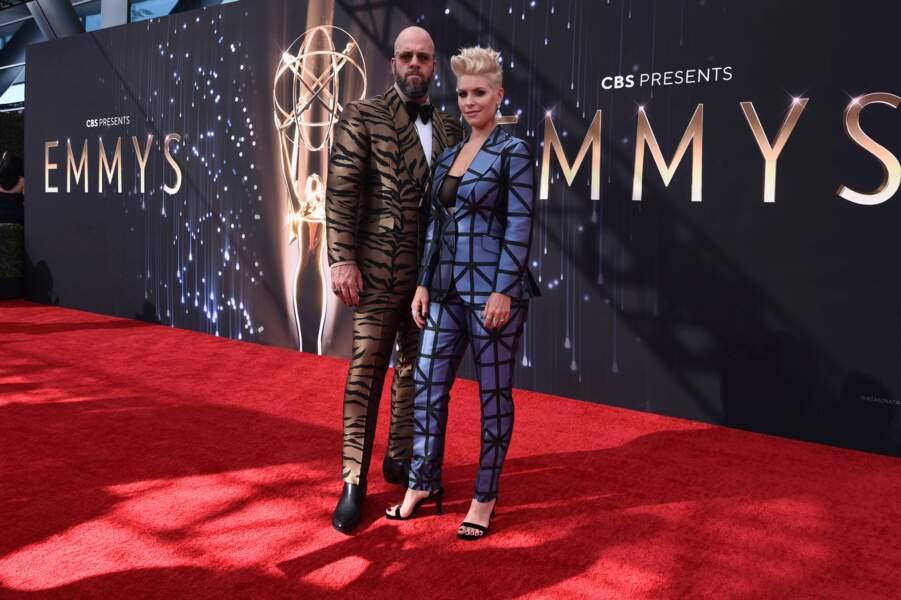 Chris Sullivan (This is Us) et son épouse Rachel Sullivan