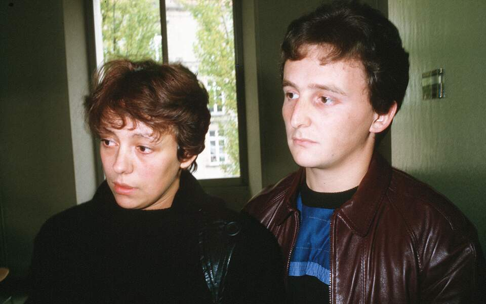 Christine et Jean-Marie Villemin.