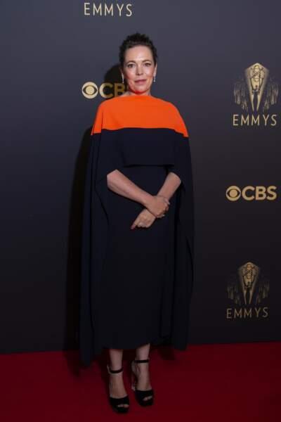 Véritable sacre pour la série de Netflix The Crown, avec le prix de la meilleure actrice pour Olivia Colman, alias la reine Elisabeth II