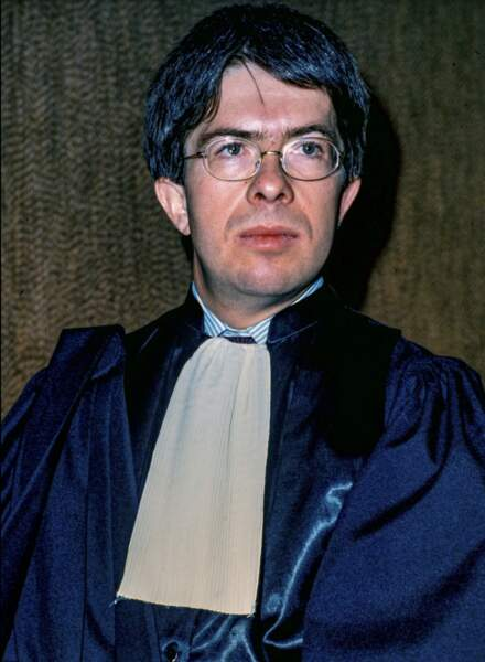 Jean-Michel Lambert, le jeune juge chargé de l'instruction.