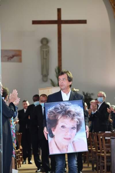 Ce lundi 21 septembre avaient lieu les obsèques de Marthe Mercadier, en l'église Sainte-Hélène à Paris.