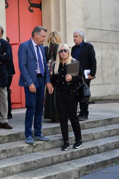 Sa fille Véronique Néry était présente.