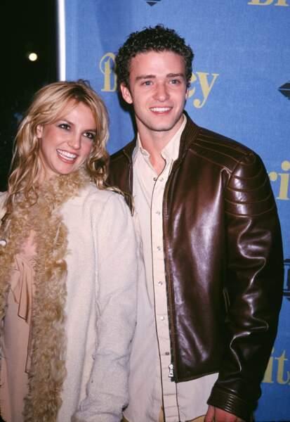 Justin Timberlake et Britney Spears
