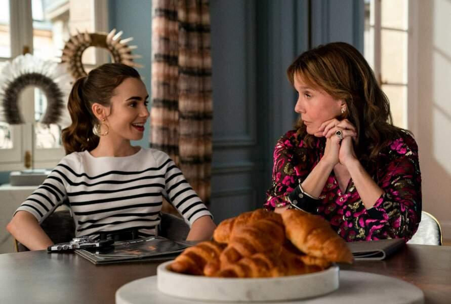Quelles seront les relations d'Emily et Sylvie cette année ?