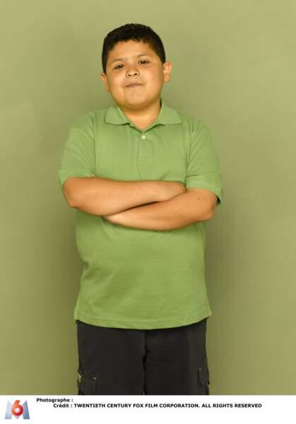 Comme Nolan et Ariel, Rico Rodiguez début dans Modern Family à seulement 11 ans.
