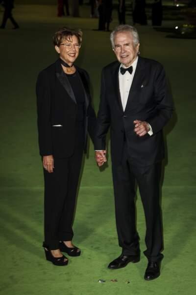 Annette Benning et Warren Beatty