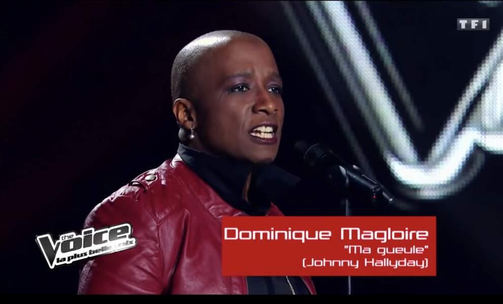 Autre talent de la saison 1 : Dominique Magloire