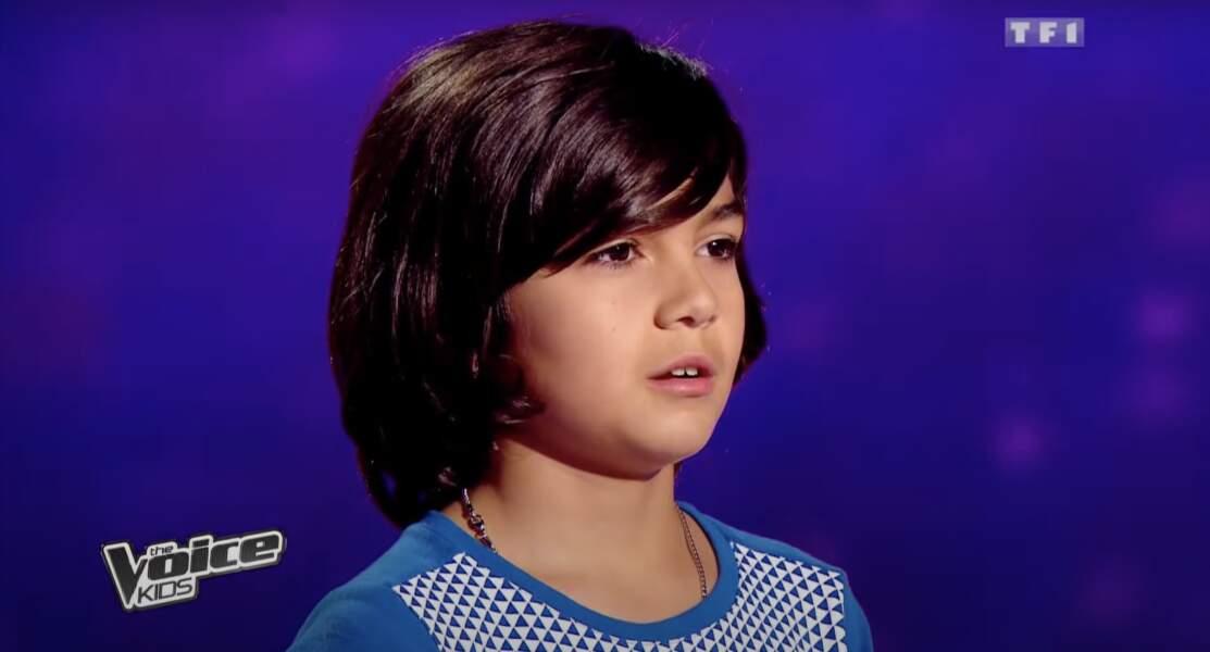 Pour son audition à l'aveugle lors de la première saison de The Voice Kids en 2014, Paul (10 ans) avait choisi le morceau de Starmania, Le Blues du businessman