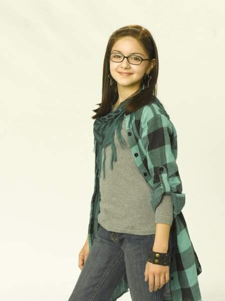 Ariel Winter, interprète d'Alex, avait 11 ans lorsqu'elle fait ses premiers pas en saison 1