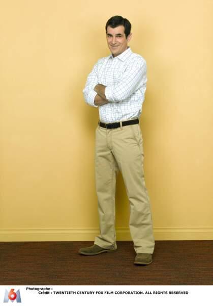 Ty Burrell, alias Phil Dunphy, marque la série de son empreinte dès 2009.
