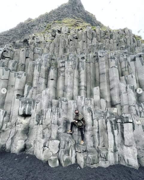 Vos devoirs avant nos retrouvailles la semaine prochaine : trouver Cyprien sur cette photo prise en Islande.