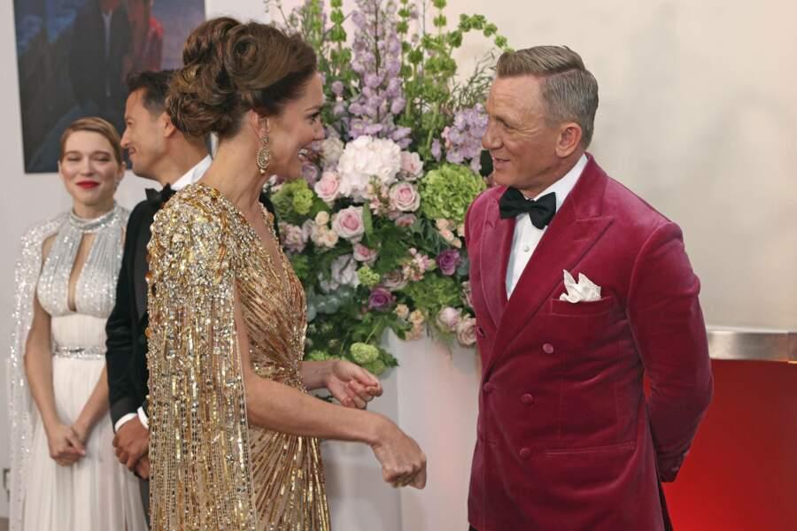 Tout comme pour son épouse Kate Middleton