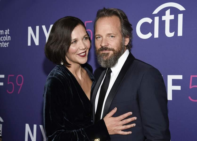 Maggie Gyllenhaal et Peter Sarsgaard sont en couple depuis 2002