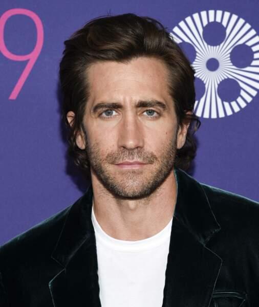 Le frère de l'actrice, Jake Gyllenhaal, était aussi présent