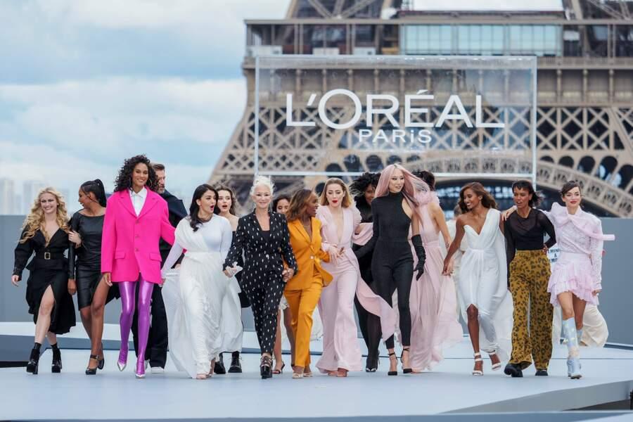 Le Défilé L'Oréal Paris 2021